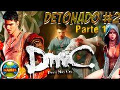 DMC Devil May Cry Detonado parte 2/1 (Duras Verdades) PC - BR