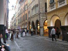 Chiavari, centro Storico - Liguria, Italy