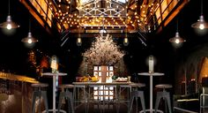 HOW TO USE INDUSTRIAL LIGHTING IN YOUR NY EVE PARTY? | Vintage Industrial Style