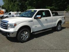 2013 Ford F-150 4WD SuperCab Lariat