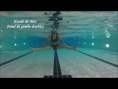 Aqua Zumba - Moves names - YouTube