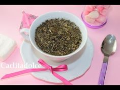 TONICO fatto in casa al Tè nero e Tè verde contro i PUNTI NERI!   Carlit...