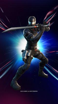 Ninja Armor, Sci Fi Armor, Snake Eyes Gi Joe, Character Inspiration, Character Art, Ninja Action Figures, Gi Joe Characters, Pop Art Decor, Eagle Wallpaper