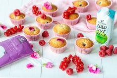 Leivoin helpot muffinit koivusokeria eli ksylitolia käyttäen. Nämä muffinit sisältävät 40% vähemmän kaloreita kuin tavalliseen sokeriin leivotut. Mini Cupcakes, Baking, Eat, Desserts, Recipes, Food, Tailgate Desserts, Deserts, Bakken