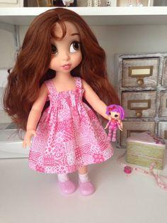 Disney Animator Dolls Clothes  Dress by SherbetLemoni on Etsy