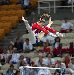 Courtney Kupets, women's gymnastics, gymnast, uneven bars, WAG m.3.15 #KyFun