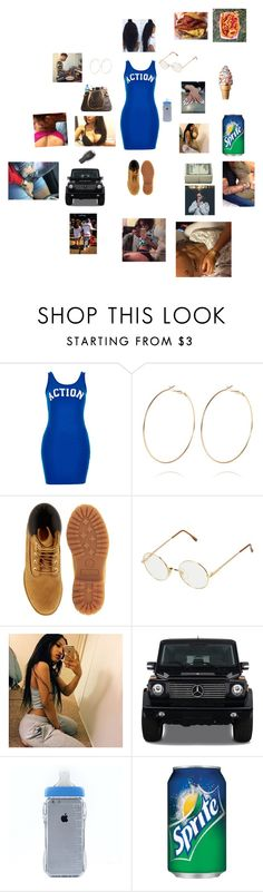 """""""Sparks will Fly    J.Cole ft. Jhene Aiko"""" by official-jamaya ❤ liked on Polyvore featuring Topshop, River Island, Timberland, Persol, Yoki and Mercedes-Benz"""