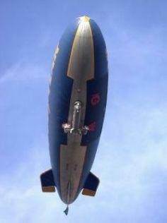 goodyear balão dirigível