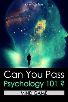 Do you understand the human mind? Can You Pass Psychology Know this by playing this quiz.Share this quiz with your friends and family . Masters In Psychology, Applied Psychology, Colleges For Psychology, Psychology Courses, Forensic Psychology, Psychology Major, Psychology Student, Counseling Psychology, Developmental Psychology