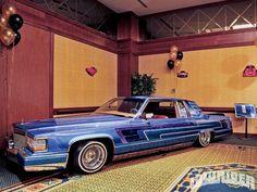 Lifestyle Car Club 35th Anniversary Lowrider.