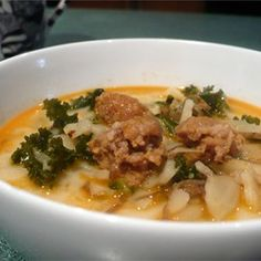 Super-Delicious Zuppa Toscana Allrecipes.com