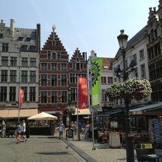 Antwerp City, Belgium