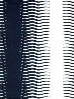 """Gita Stripe Midnight - Dwell Studio Fabric - Exclusive Robert Allen Design. Transitional stripe on durable 100% cotton. Perfect for furniture upholstery or window treatments. 100,000 double rubs. Repeat; V 8.5"""" x H 13.5"""". UFAC; Class 1. 55"""" wide."""