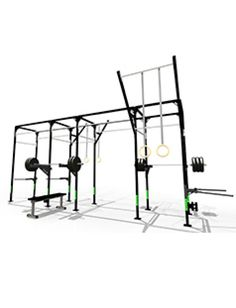 CrossFit/Small Group   Rage Fitness   2 PRIMAL CAGE - 20 FLOOR MOUNTED   Powered by soOlis