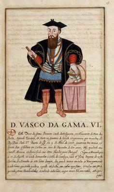 Vasco da Gama India Independence, Seafarer, Bnf, Aragon, Illustrations, 17th Century, Sailor, Expositions, Culture