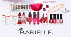 Win Kate Spade Jewelry, Barielle Nail Polish and More