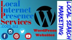 Local Internet Presence services - LIP Services Providing small business with the tools and skills to develop their online profile. Making small business found online. Based in Geelong, Victoria, Australia. Able to provide advice and assistance to small business within Victoria and beyond. #LIPServices #smallbusinessmarketing #SEO #wordpress #SEM