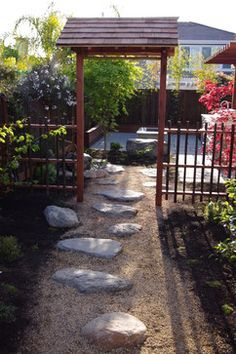 Contemporary gardens - asian - landscape - san francisco - Bio Friendly Gardens