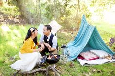 I truly do love all the camping photo shoots and commercials that have come out recently