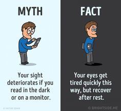 12 Myths About The Human Body And Their Truths - We share because we care. A resource for sharing the latest memes, jokes and real stuff about parenting, relationships, food, and recipes