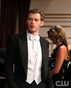 """Dangerous Liasons""--Joseph Morgan as Klaus on THE VAMPIRE DIARIES on The CW. Photo: Quantrell D. Colbert/The CW ©2011 THE CW NETWORK. ALL RIGHT RESERVED."