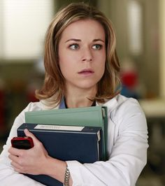 Photo : Grey's Anatomy - Heather Brooks (Tina Marojino)