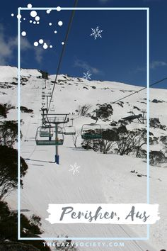 Check out our 8 easy tips for a dreamy snow trip to Perisher Ski Resort, the largest ski resort in Australia. Perisher has a good mix of beginner, intermediate and advanced runs spread out over 4 areas with over 1200 hectares of riding accessed by 47 lifts. Click through to see. #perisher #skiaustralia #snow Kakadu National Park, National Parks, Travel Advice, Travel Guides, Daintree Rainforest, Australian Capital Territory, Australia Travel Guide, Sydney City, Great Barrier Reef