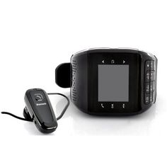 "Mobile Phone Watch ""Panther"" - Quad Band GSM, Touchscreen, Keypad - Mobile Shop"