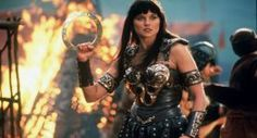 According To NBC, A 'Xena: Warrior Princess' Reboot Is IndeedHappening