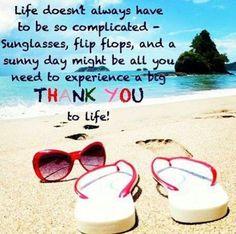Living the Salt Life every day.Sunglasses, flip flops and a sunny day. Summer Beach Quotes, Beach Sayings, Beachy Quotes, Ocean Quotes, I Love The Beach, Beach Fun, Beach Ideas, Farming, Moraira