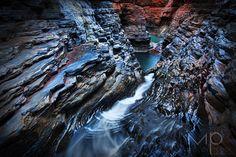 regan's pool, hancock gorge, karijini national park, pilbara, australia