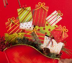 Truckload of Gifts The Round Top Collection C6115