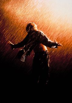 Real World Connection- The movie The Shawshank Redemption clearly shows one example of Baptism in the character Andy escaping from prison.  He was wrongfully convicted and through his escape, he was freed and cleansed of the sin he was accused of.