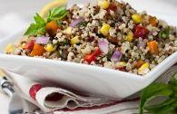 Quinoa and roasted beet salad [Recipe] | HellaWella