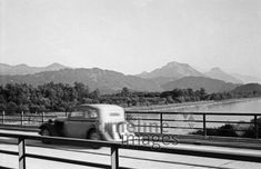 Autobahn München - Salzburg, 1939 Joachim Krack/Timeline Images Salzburg, Timeline Images, Mountains, Nature, Travel, Alps, Naturaleza, Viajes, Destinations