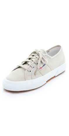 Superga... a spring and summer favorite