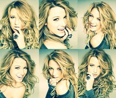 blake lively - sigh.. she needs to share some of her gorgeousness with me.