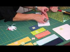Happy Birthday Quilt Block-of-the-Month: Party Hat Block | Riley Blake Designs - YouTube