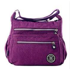 $8.52 (Buy here: https://alitems.com/g/1e8d114494ebda23ff8b16525dc3e8/?i=5&ulp=https%3A%2F%2Fwww.aliexpress.com%2Fitem%2FFactory-Big-Promotion-Korean-fashion-100-Original-women-shoulder-bag-Waterproof-nylon-bag-Shoulder-Messenger-Multilayer%2F32656036467.html ) 2016 New Waterproof Nylon women messenger bags Original Kiple Style Casual Clutch Carteira Female Travel KP Shoulder Bags for just $8.52