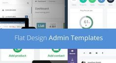 21+ Best Web Admin Dashboard Templates Design - WebDesignBoom