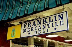 The Mercantile // Franklin