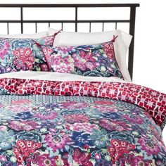Boho Boutique® Leilani Duvet Cover Set | Target | Get up to 7.3% Cashback when you shop at Target as a DubLi member! Not a member? Sign up for FREE today! www.downrightdealz.net
