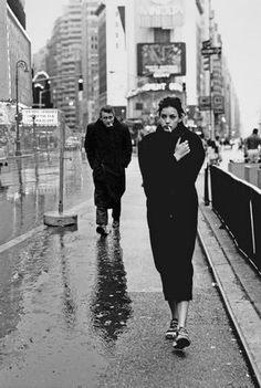 James Dean in the Rain
