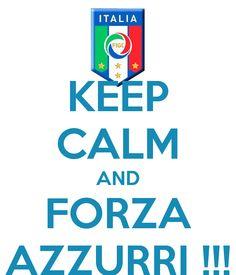 Forza Azurri