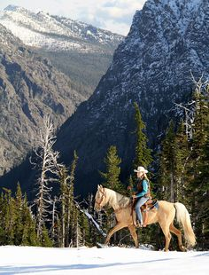 I want to go here....it looks such a peaceful place to go for a nice long horse back ride!