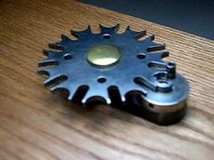 Post with 0 votes and 2337 views. Mechanical Gears, Mechanical Design, Gift Animation, Home Shop Machinist, Marble Machine, Metal Projects, Metal Working, 3d Printing, Geek Stuff