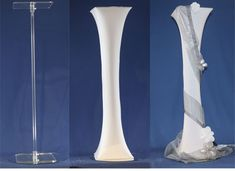 The plexipoles sleeves . Add a new dimension to your centerpieces Floral Design, Balloons, Centerpieces, Elegant, Sleeves, Home Decor, Classy, Globes, Chic