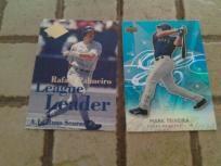 14 texas rangers baseball cards lot #2 nice...