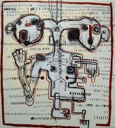 """""""Indecision"""" de la serie """"Desencuentros"""" de Miguel Leal (www.miguellealart.com)"""