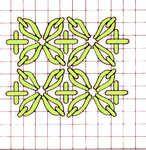 daisy needlepoint canvas - Google Search